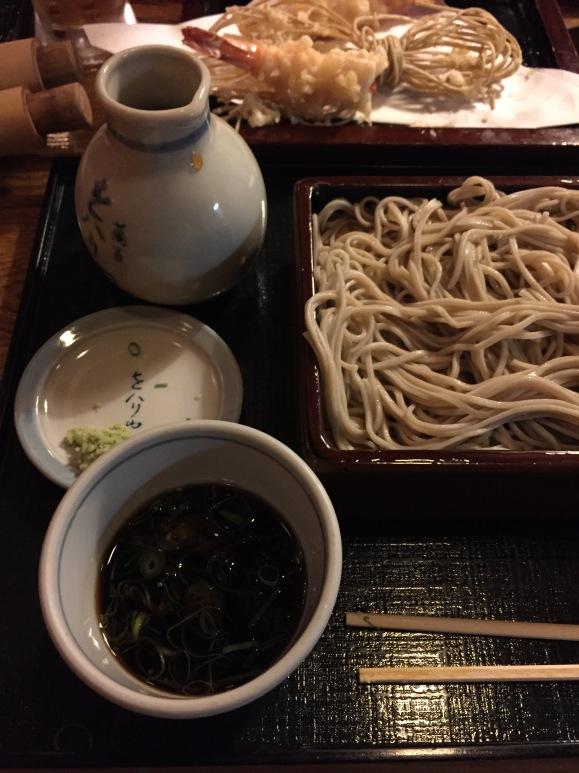 owariya noodles, 2