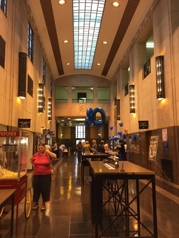 Oak Park Post Office 80th Anniversary Celebration