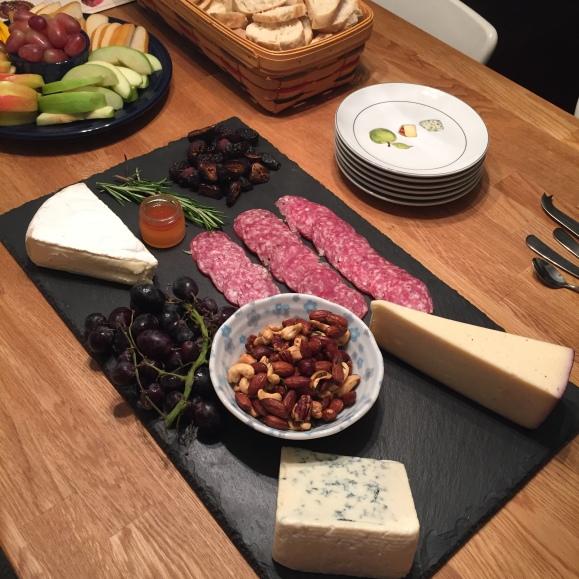 simple wine tasting snacks, Phantom Flight Night, Bogle Wine