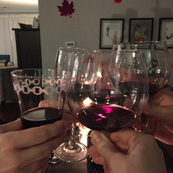 wine tasting toast, Phantom Flight Night, Bogle Wines