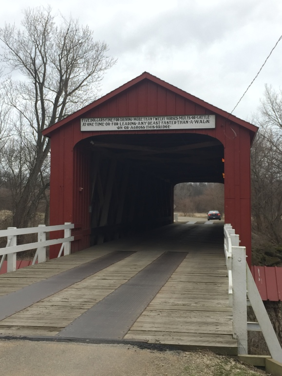 Princeton Covered Bridge
