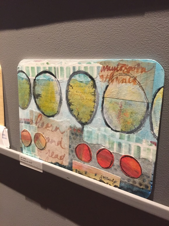 Jackie Lakely project, Forest Park Library, 100 artists