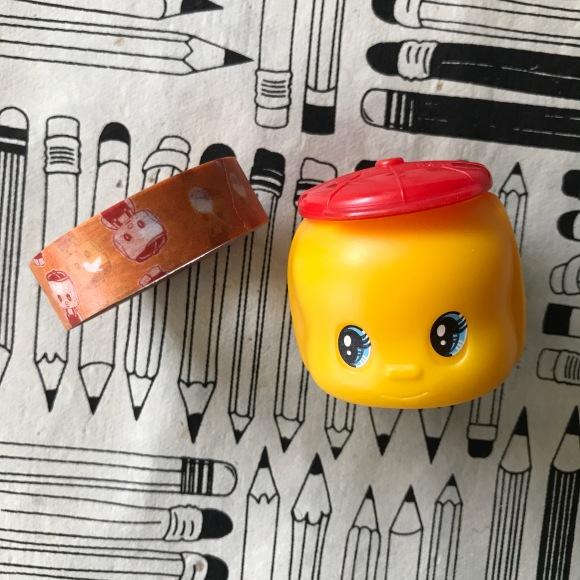 Fueki glue, Japanese glue, washi weekend, MT tapes, school supplies