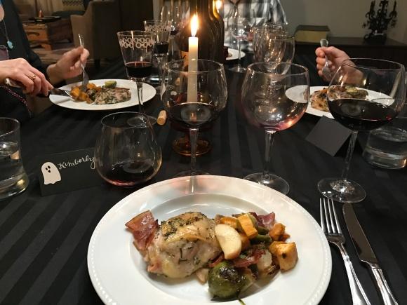 Phantom Flight Night, Bogle wines, Bogle Phantom, wine tasting party, halloween wine tasting, red wine