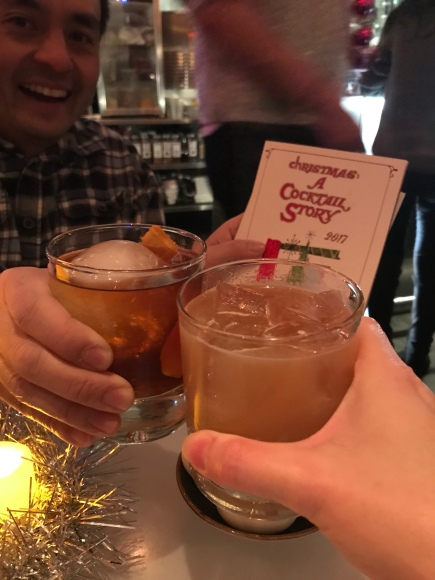 A Cocktail Story at ch distillery