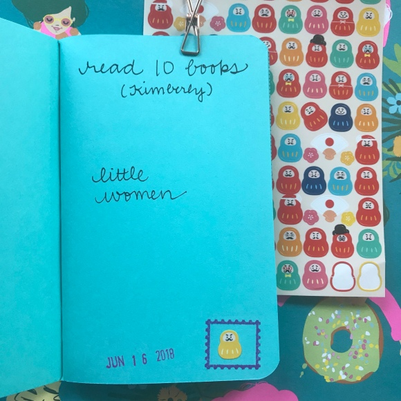 Field Notes Sweet Tooth, Field Notes Colors edition, summer passport, summer manifesto, summer bucket list