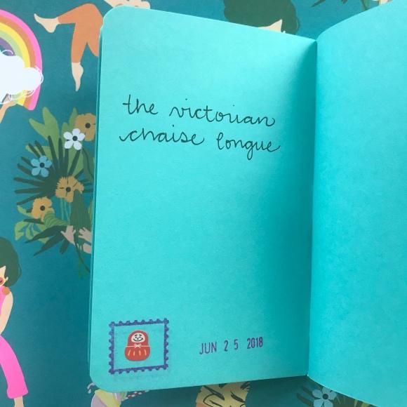 Field Notes Sweet Tooth, Field Notes Colors edition, summer passport, summer manifesto, summer bucket list