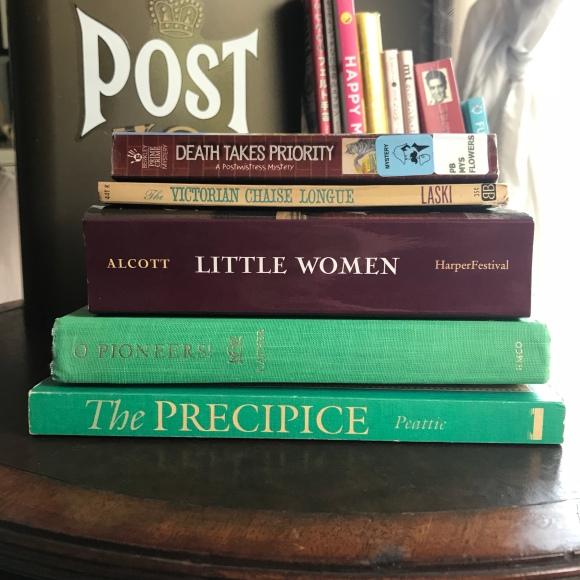 summer book report, summer reading, little women, o pioneers!, the precipice, classic literature