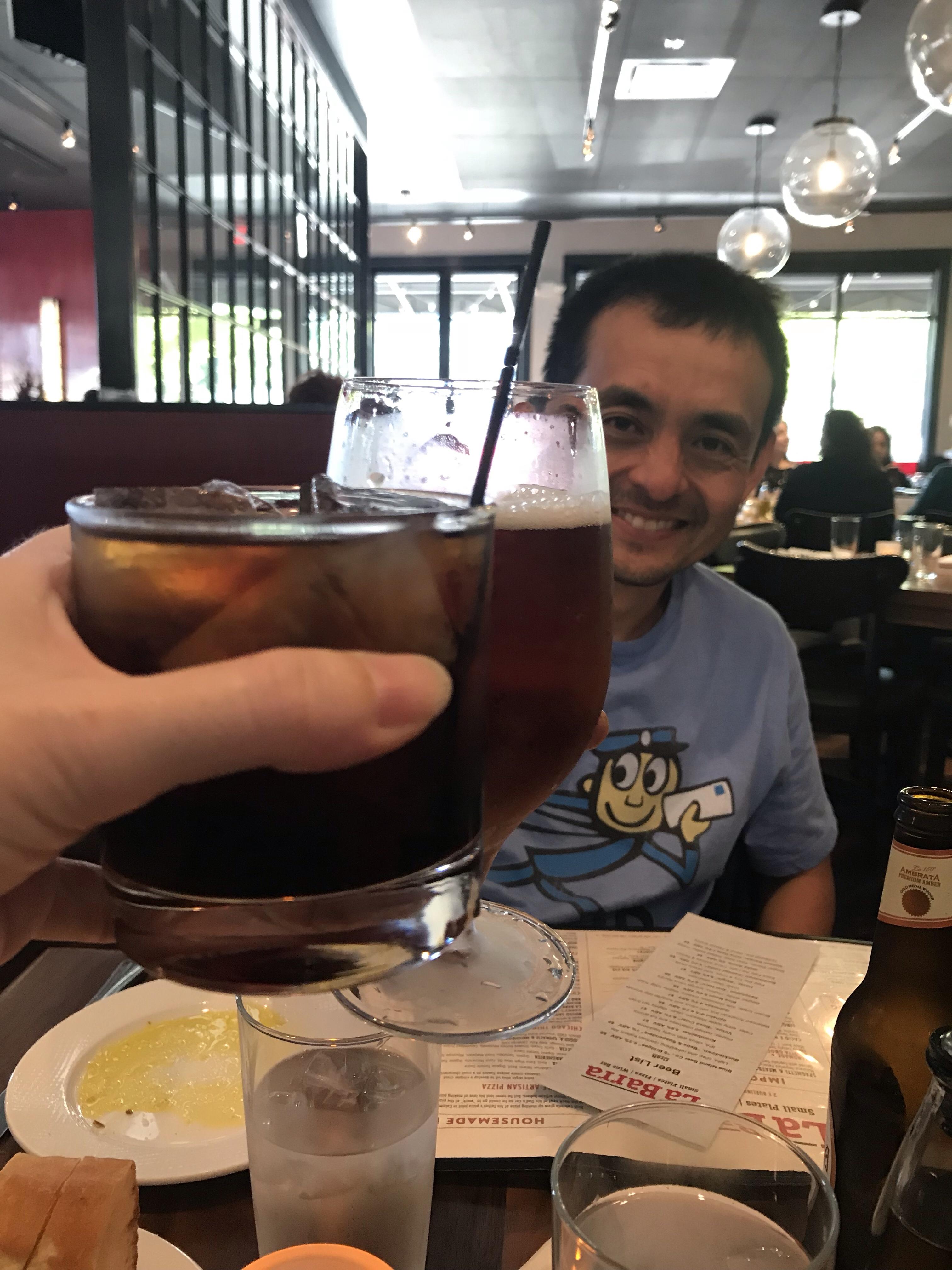 LaBarra, cocktails, Galaxie Safari