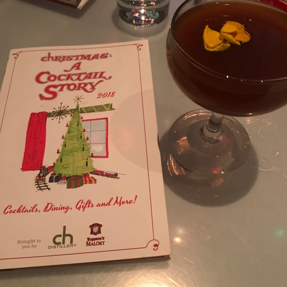 Christmas A Cocktail Story