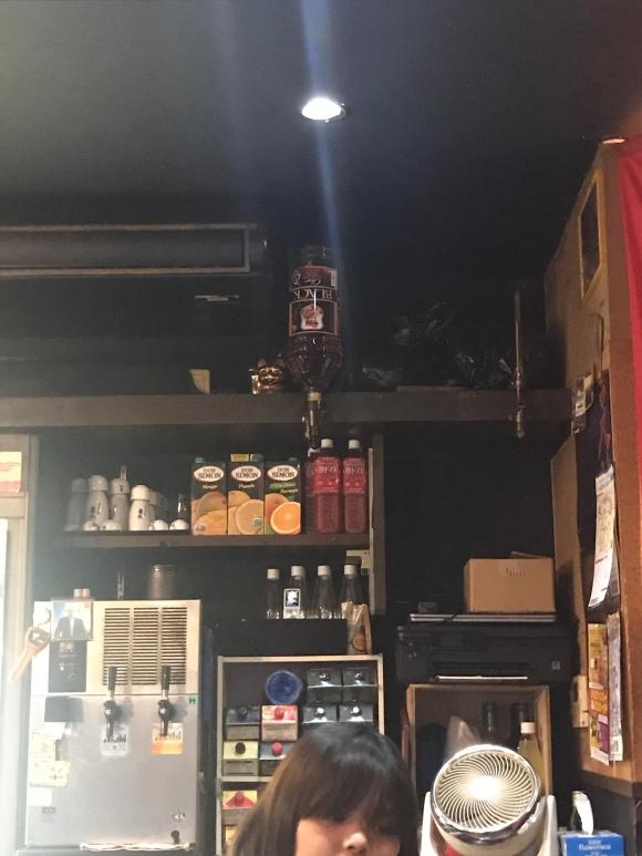 Okinawan style izakaya, Osaka, Japan
