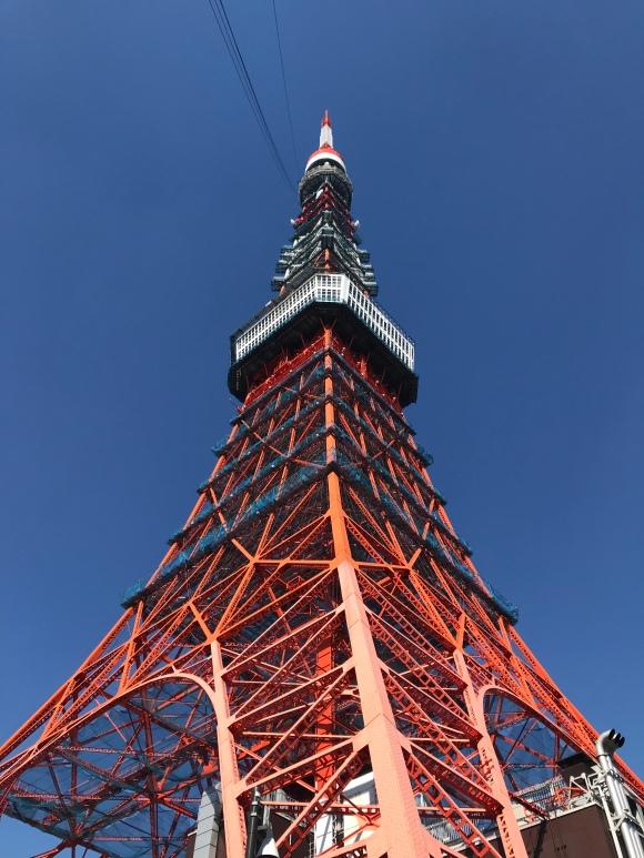 Toyko Tower, Tokyo, Japan