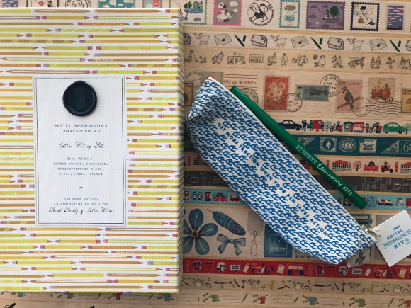 mr. boddington's stationery, pencil case, vintage pencil,