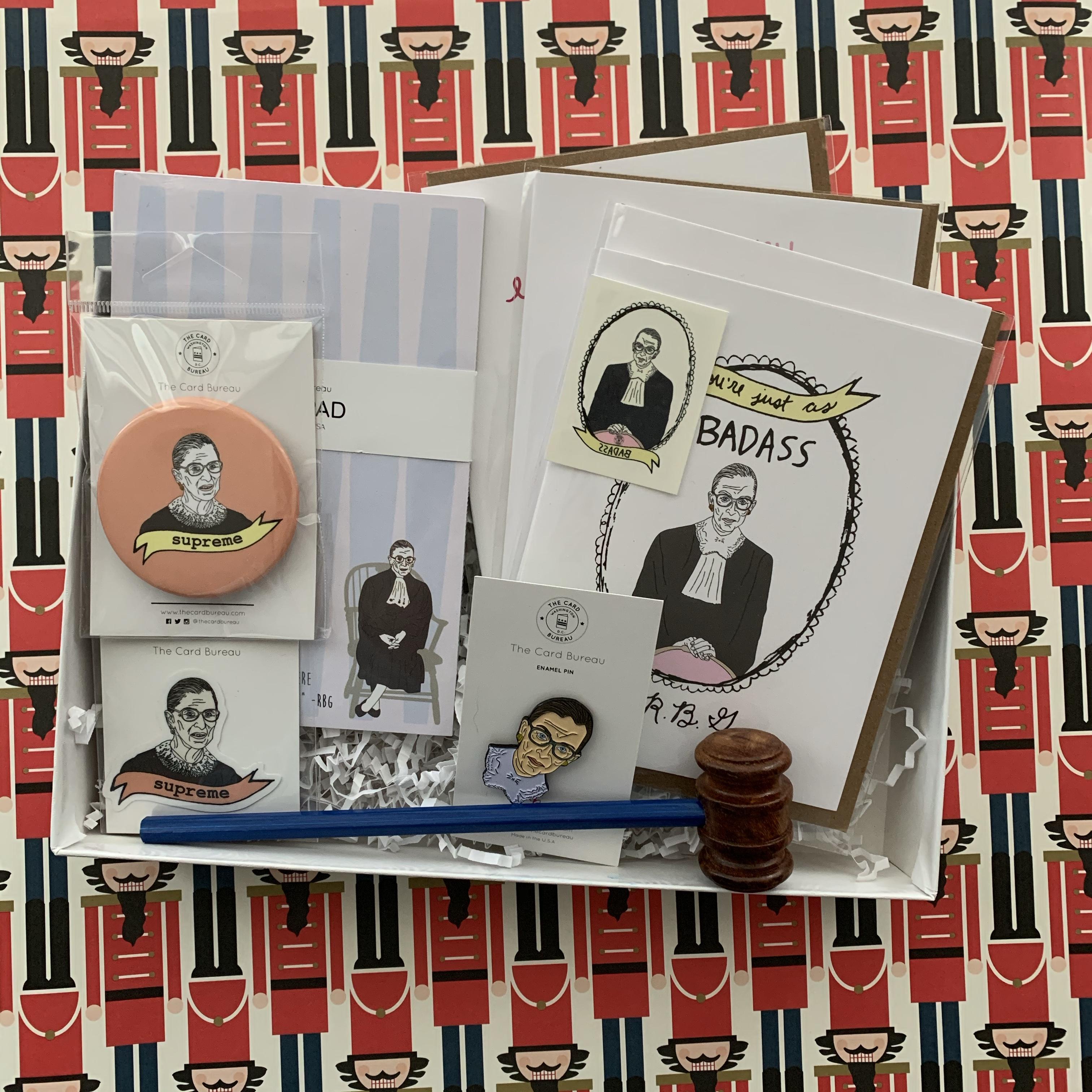 RBG gift set