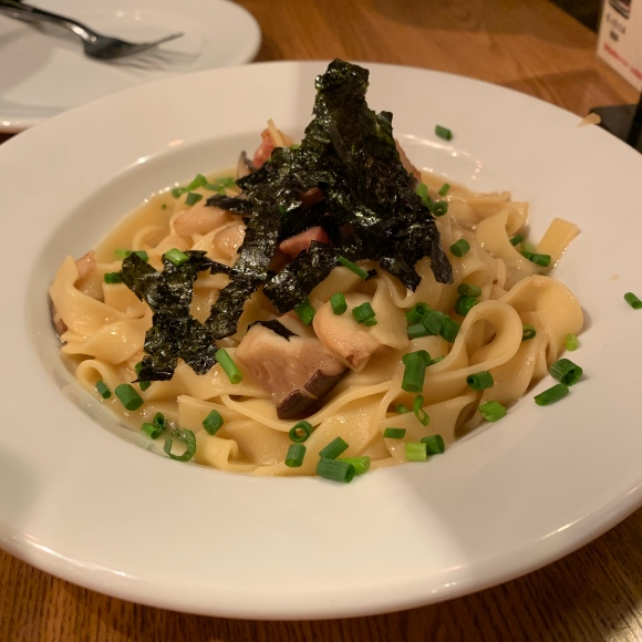 butter shoyu pasta