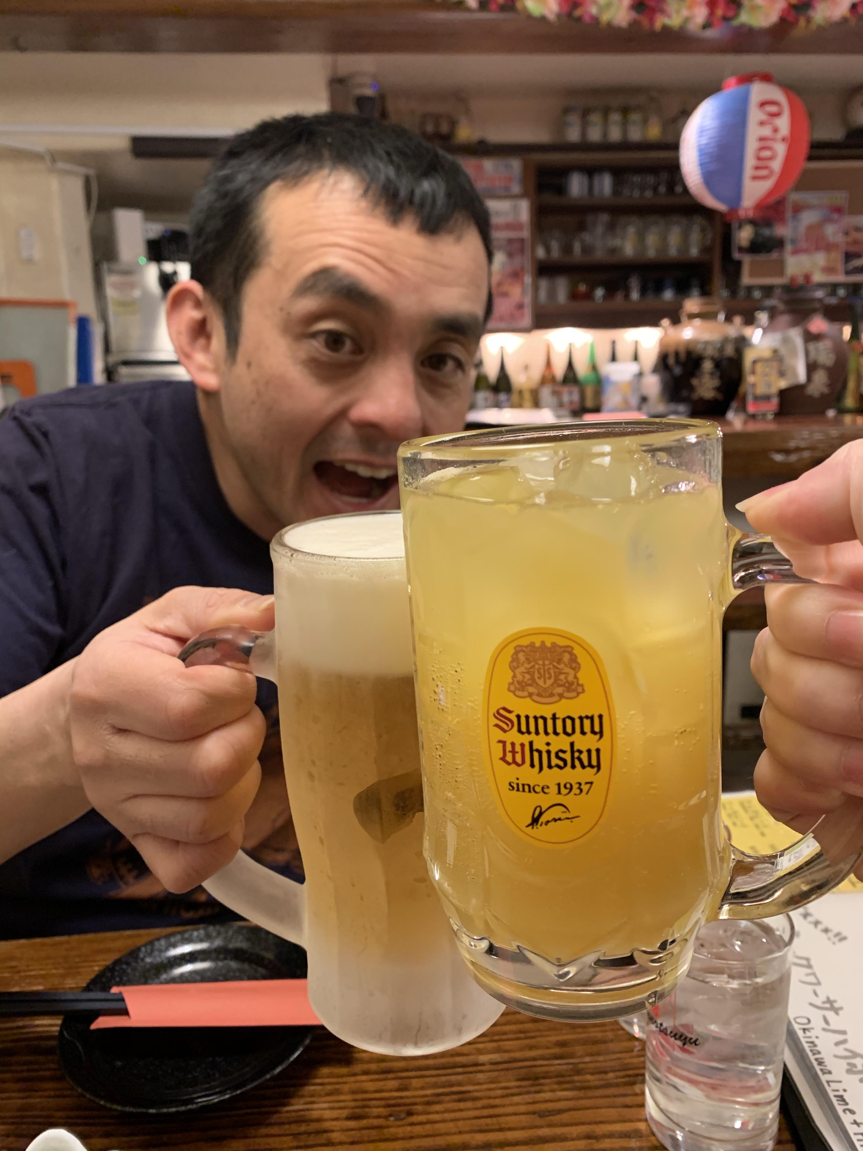 hasegawa happy hour, okinawa